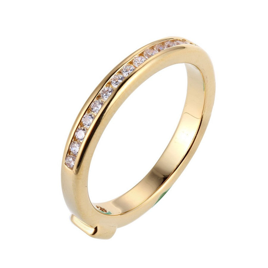 Elle Ring: Cubic Zirconia Collection
