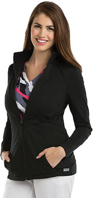 Grey's Anatomy Women's Solid Jacket