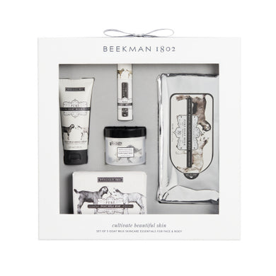 Beekman Pure Goat Milk - Favorite Fragrance Set