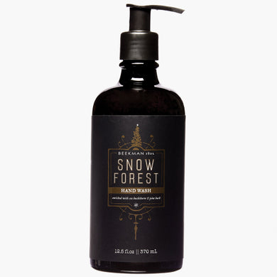 Beekman Snow Forest- Hand Wash