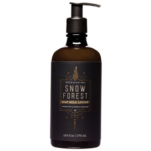 Beekman Snow Forest- Goats Milk Lotion