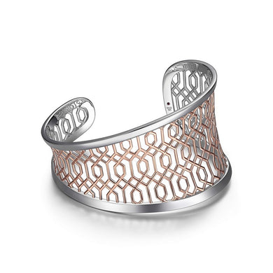 Elle Bracelet : Lattice Collection