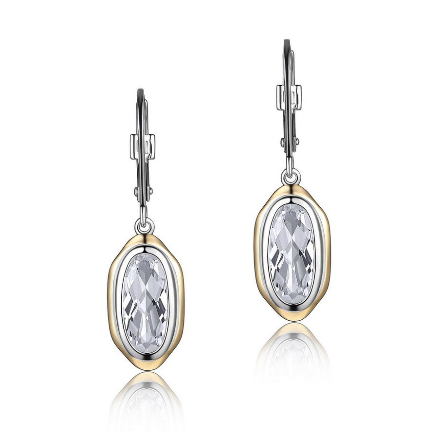 Elle Earrings : Glacier Collection
