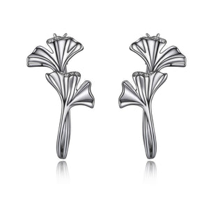 Elle Earrings : Ginkgo Collection
