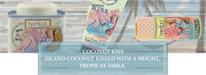 Barefoot Venus - Coconut Kiss Macadamia Oil Body Cream (8 Onz)
