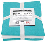 Floursack Dishcloths (Set of 3) (Multiple Color Choices)