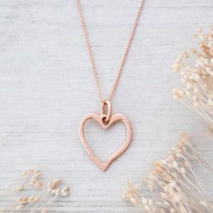 Glee - Truly Necklace, Rose Gold