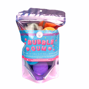 Sweet Soaperie Gum Ball Bath Bombs