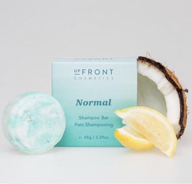 UPFRONT Shampoo Bar - NORMAL Hair/Universal Bar