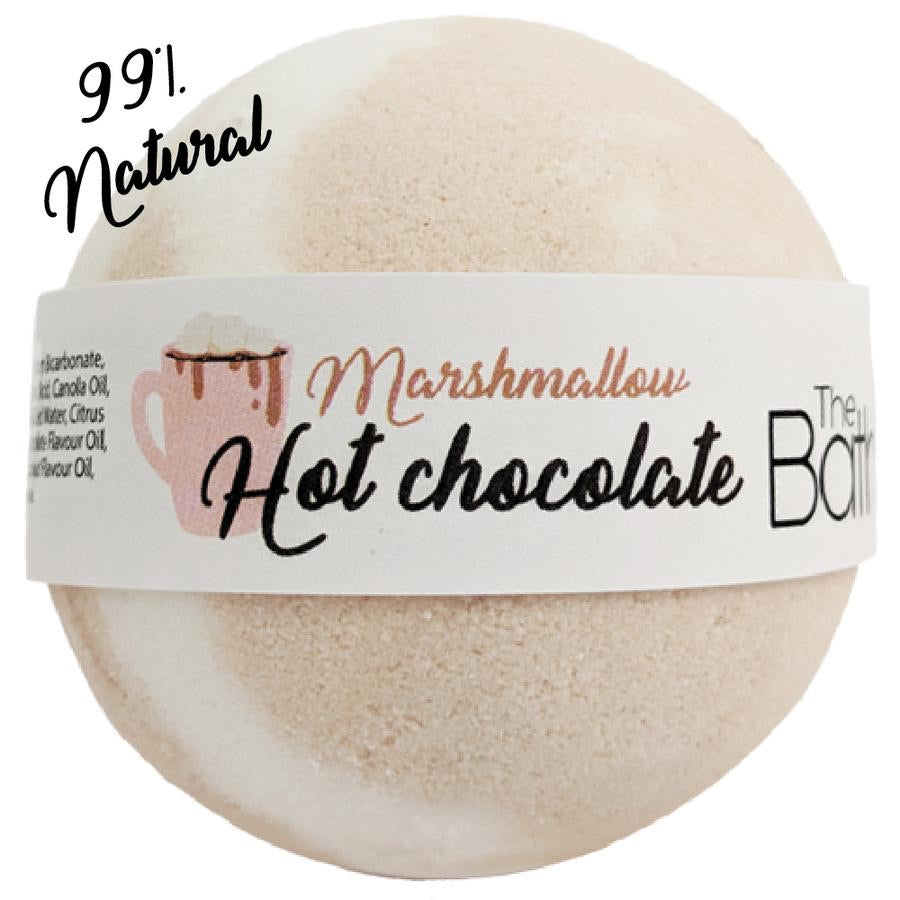 Bath Bomb MARSHMALLOW HOT CHOCOLATE