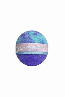 PREORDER (coming soon) Sweet Soaperie Winterberry BATH BOMB