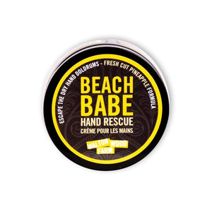 BEACH BABE Hand Rescue - Walton Wood Farms