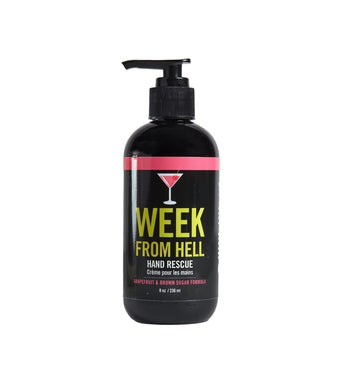 WEEK FROM HELL - Hand & Body Lotion - Walton Wood Farms