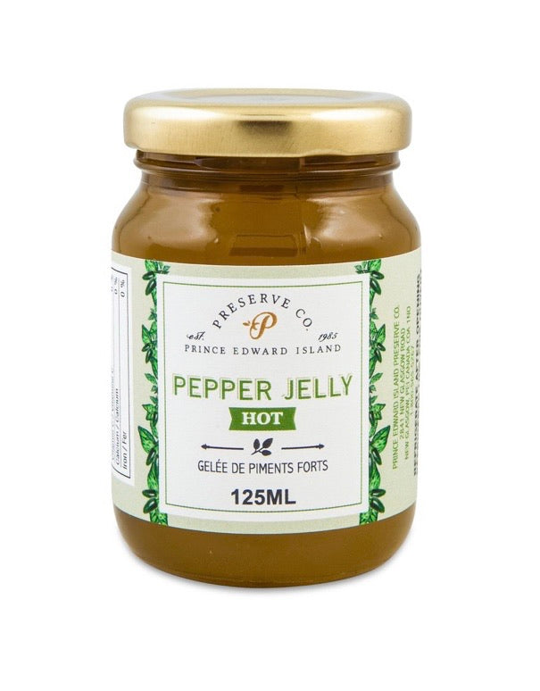 PEI Preserves - Hot Pepper Jelly 250ml