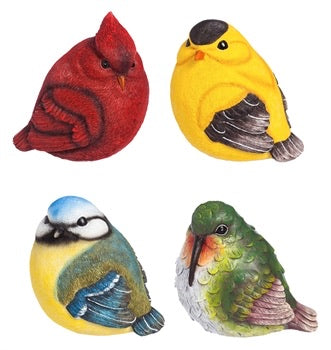 Evergreen - For the Birds Portly Statue, Assortment