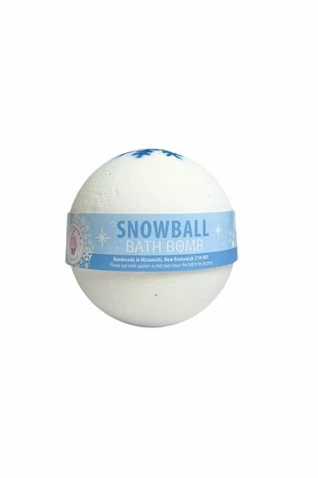 PREORDER (coming soon) Sweet Soaperie Snowball BATH BOMB
