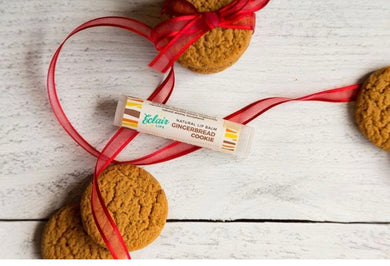 Gingerbread Cookie - Natural Lip Balm