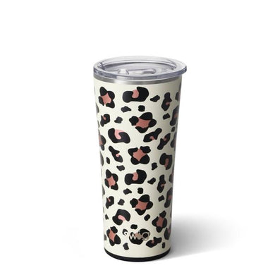 NEW Luxy Leopard SWIG Insulated Tumbler 22oz