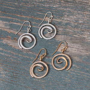 Glee - Tofino Earrings, Silver