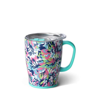 NEW Frilly Lilly SWIG Insulated Mug 18onz