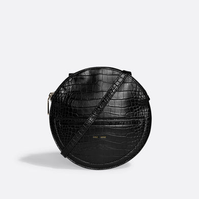 Pixie Mood PHOEBE Crossbody - Black Crock