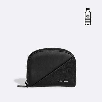Pixie Mood IDA Wallet - Black
