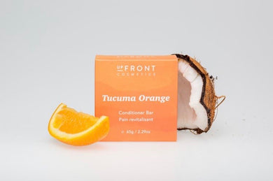 UPFRONT Conditioner Bar - TUCUMA ORANGE / Enlivening Bar