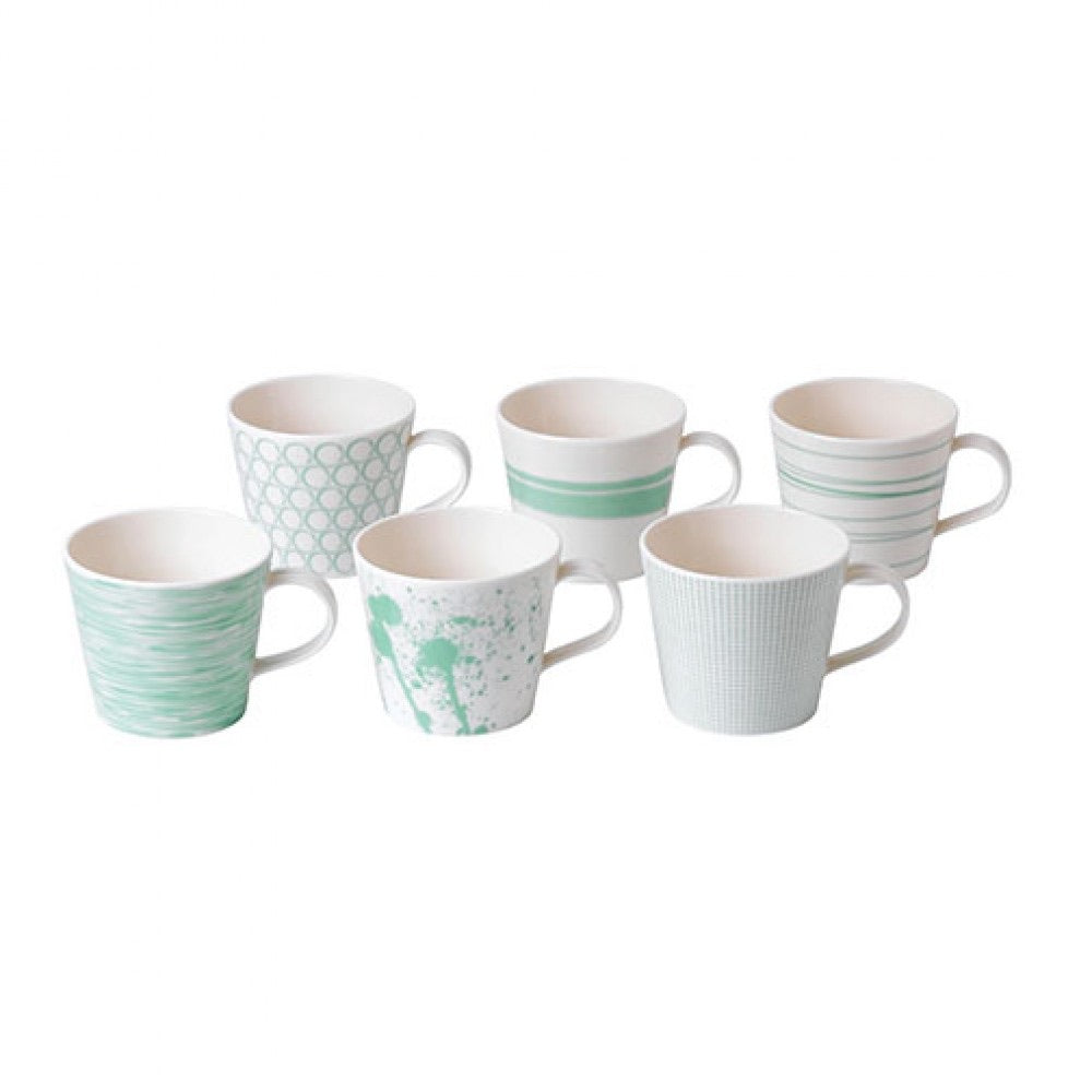 RD- Pacific Mint Accent Mugs