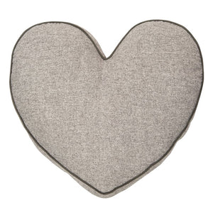 Fiona Heart Cushion 24x24