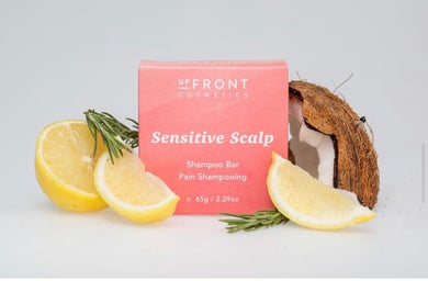 UPFRONT Shampoo Bar - SENSITIVE Scalp/ Soothing Bar