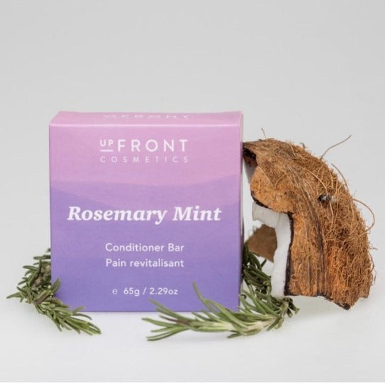 UPFRONT Conditioner Bar - ROSEMARY MINT/ Invigorating Bar