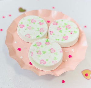 PREORDER (coming soon) Sweet Soaperie A Dozen Roses BATH BOMB