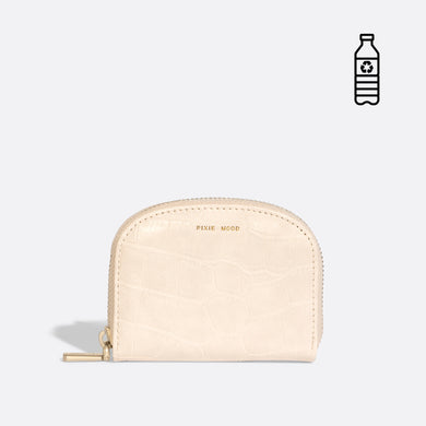 Pixie Mood IDA Wallet - White Crock