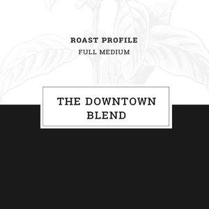 Mill Town Coffee - Downtown Blend