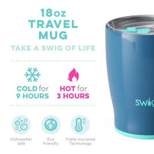 Denim SWIG Insulated Mug 18onz