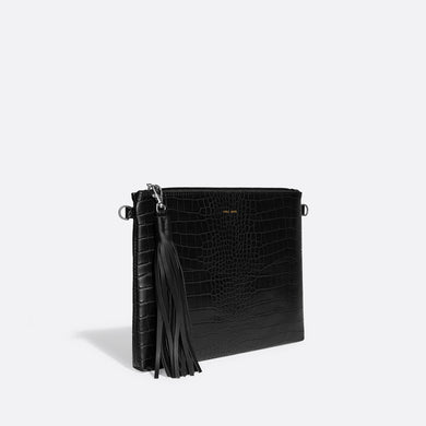 Pixie Mood MICHELLE Bag - Black Crock