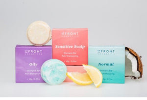 UPFRONT Shampoo Bar - OILY Hair