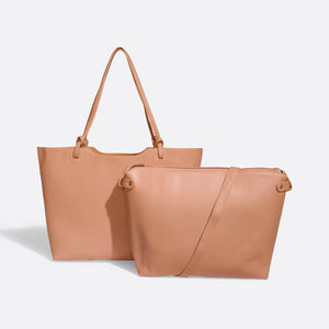 Pixie Mood HEATHER Tote - Apricot