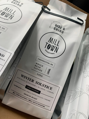 Mill Town Coffee - Winter Solstice Blend