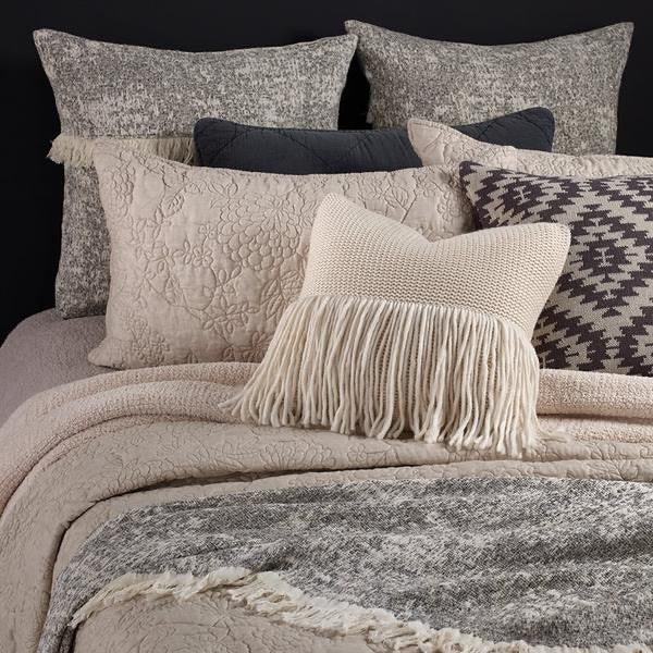 Madisson Natural Coverlet Collection