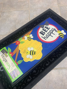 BEE HAPPY Sassafras Switch Mat
