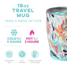 NEW Wild Flower SWIG Insulated Mug 18onz