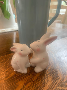 Easter Bunny Salt & Pepper