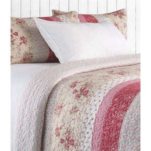 Therese 3 Piece Quilt Collection