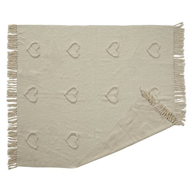 Love Heart Throw