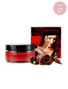KOFFEE Chocolate Body Scrub