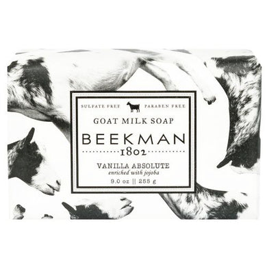 Beekman Vanilla Absolute - Goats Milk Soap