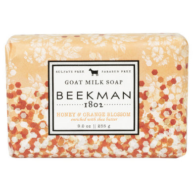 Beekman Honey & Orange Blossom - Goats Milk Soap