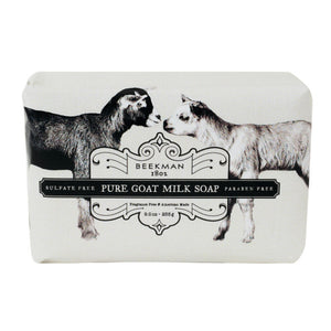 Beekman Pure- Goats Milk Soap