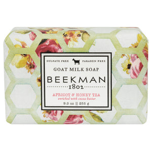 Beekman Apricot & Honey Tea - Goats Milk Soap